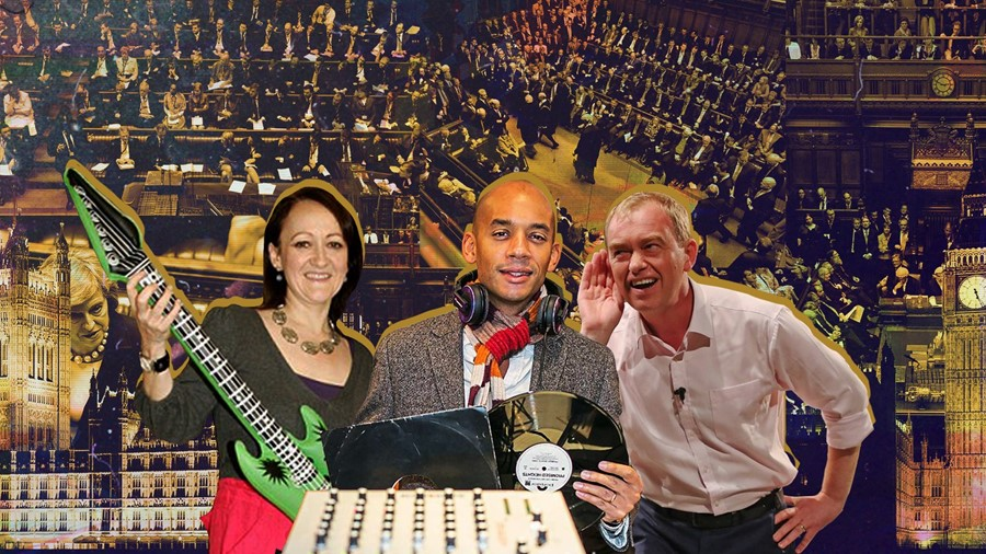 Which british politicians actually like good music dazed mps music tastes malvernweather Image collections