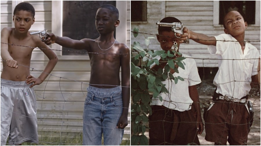Gordon Parks' photos are all over Kendrick's new video