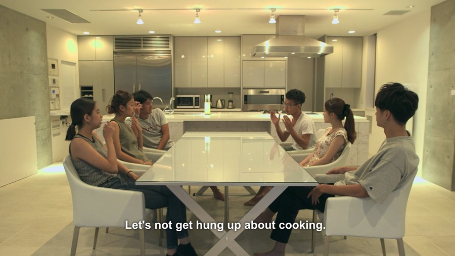 Why is everyone obsessed with this japanese reality show for Terrace house netflix
