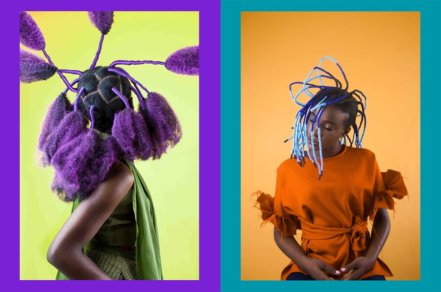Beautiful photos bring ancient hair traditions to the future