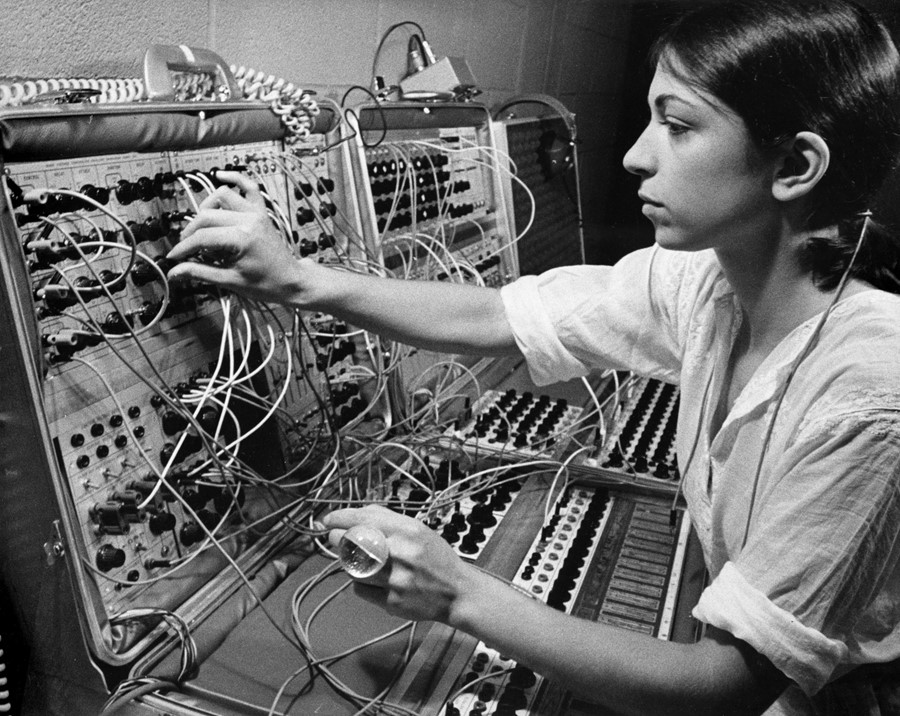 Suzanne Ciani is one of electronic music's greatest pioneers