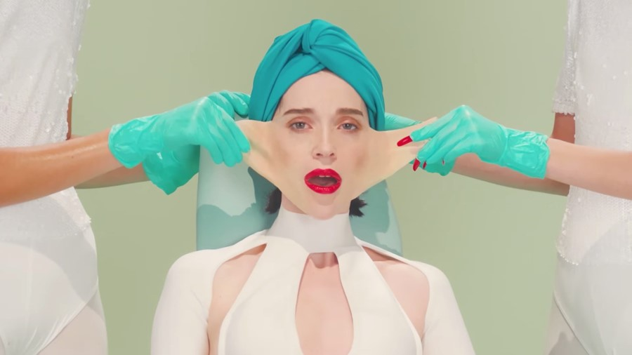 St. Vincent - Los Ageless video