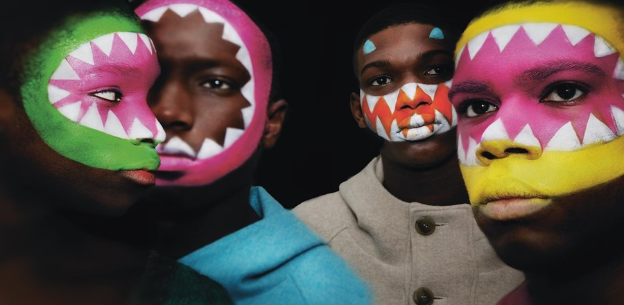 walter van beirendonck masks power of museum exhibition