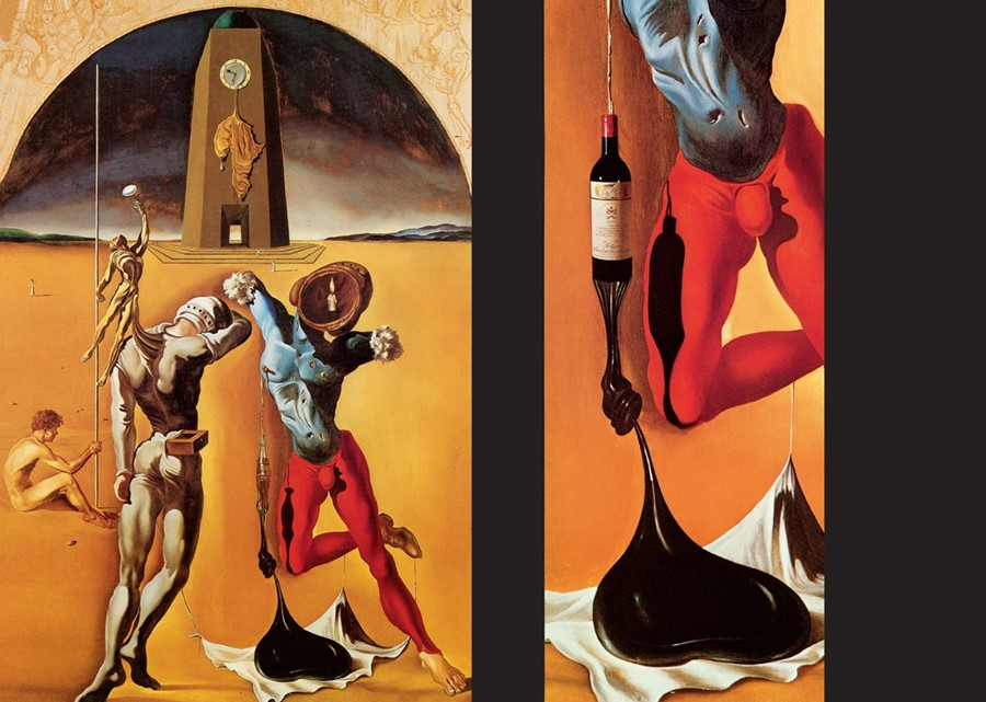 Salvador Dalí's Wine Bible