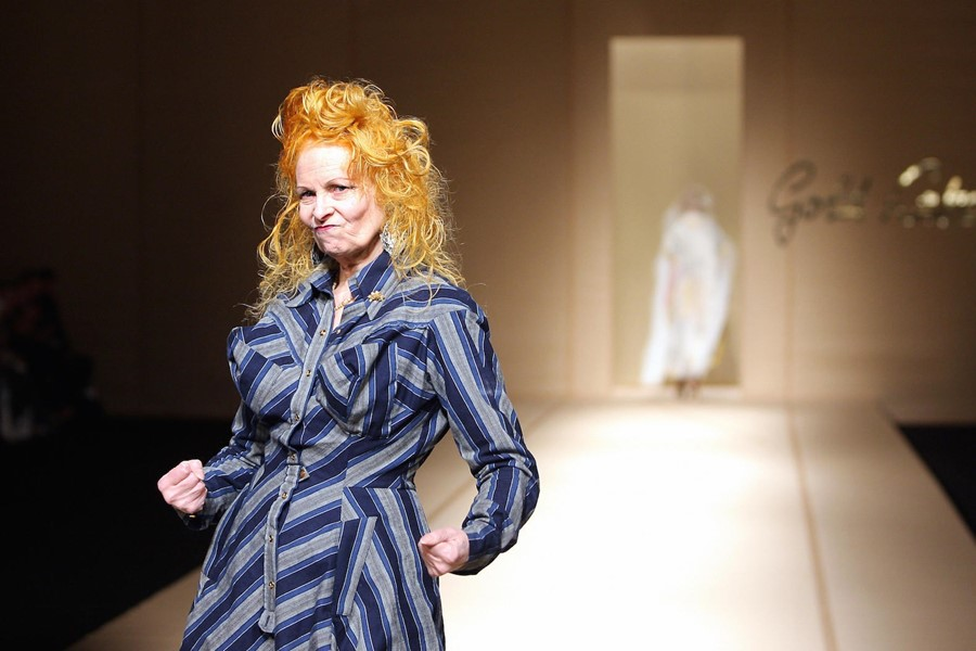 vivienne westwood documentary 90s fashion