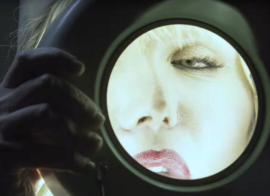 Watch Marilyn Manson's 'Tattooed in Reverse' Video Featuring Courtney Love