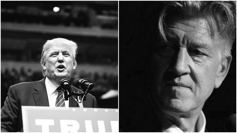 David Lynch: Trump could be among greatest US presidents