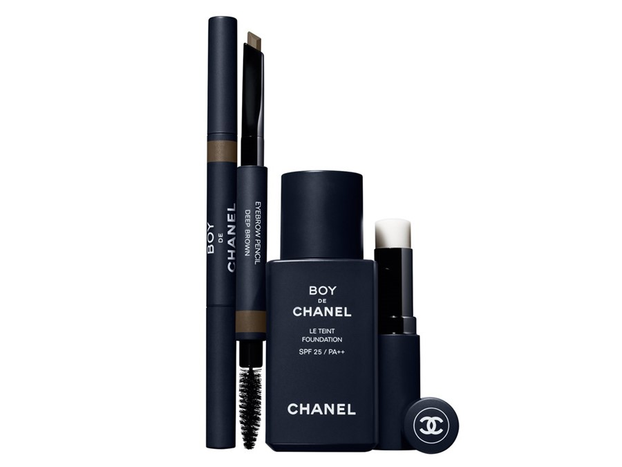 chanel mens make-up boy de chanel south korea