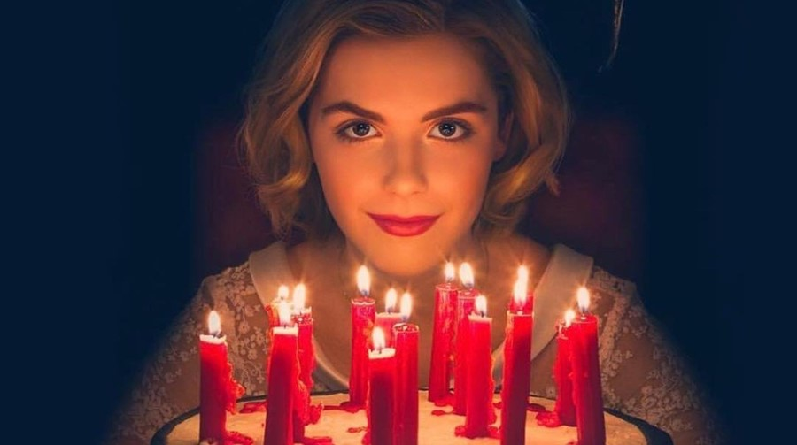 Here's the creepy first trailer for the new Sabrina TV series