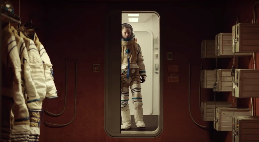 Watch Robert Pattinson and André 3000 in the new trailer for High Life