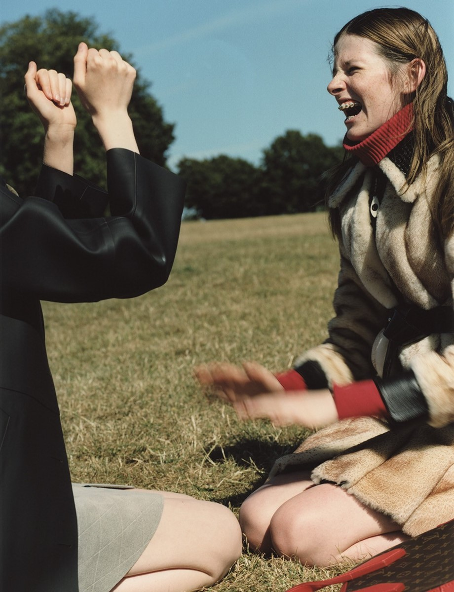 Above and Beyond, from the AW14 issue