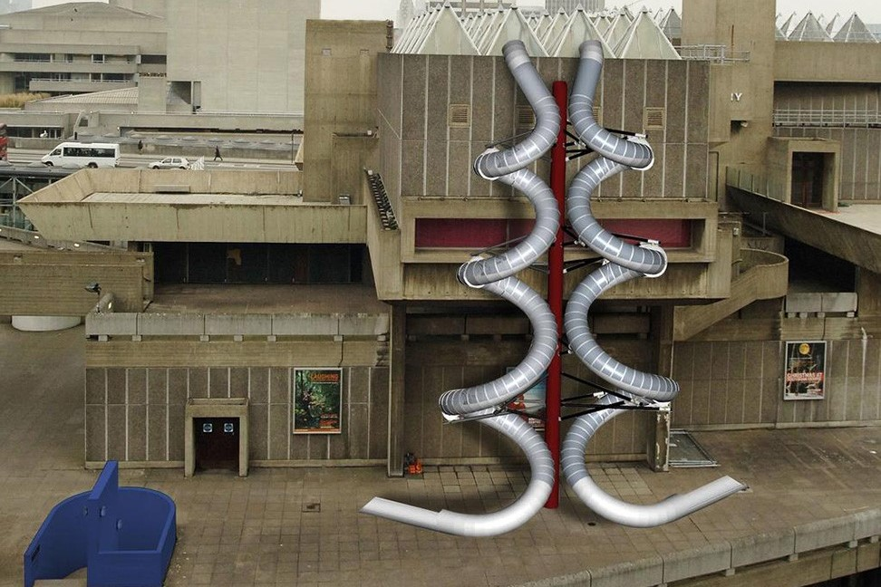 Hayward Gallery To Install Giant Carsten H 246 Ller Slides Dazed